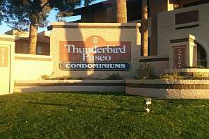 THUNDERBIRD PASEO CONDOMINIUMNS For Sale