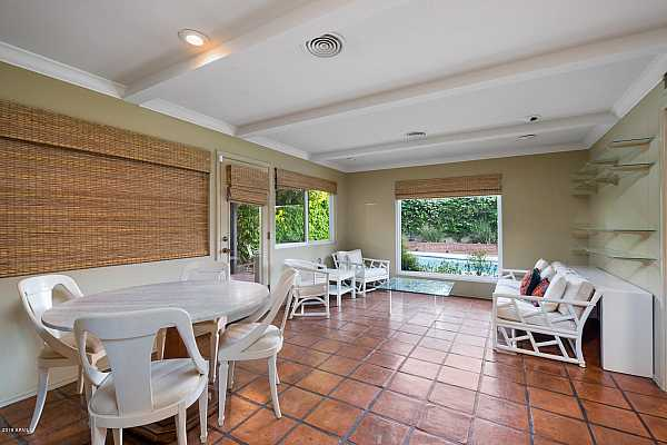Photo #7 Great Room Overlooking The Pool