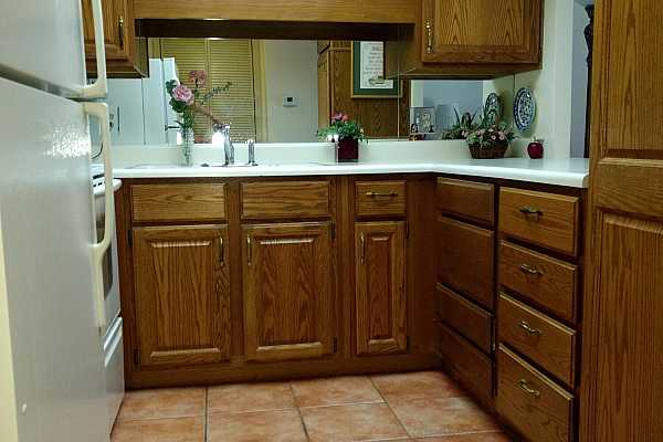 Photo #4 A131 kitchen with tile