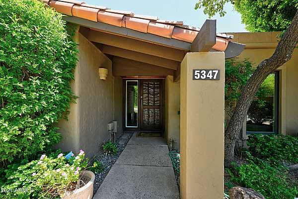 Photo #2 Front entry