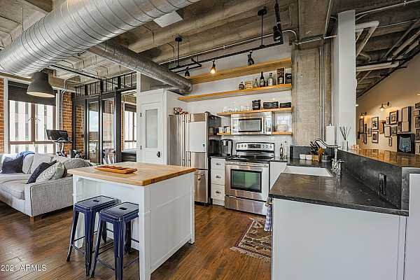 Photo #8 Stainless Appliances