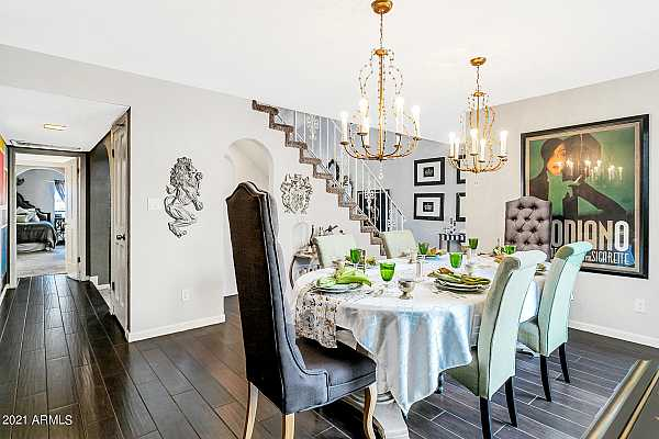 Photo #4 Formal Dining