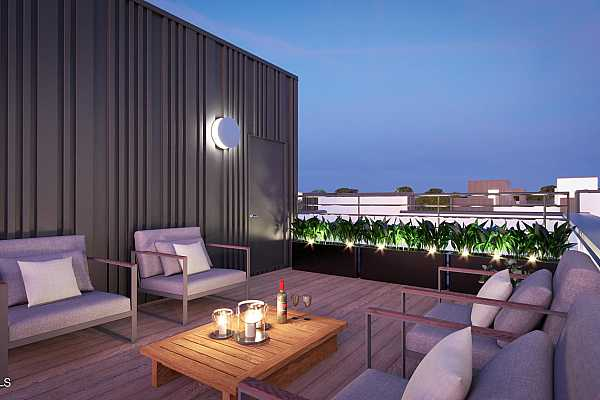 Photo #1 Private Roof Terrace