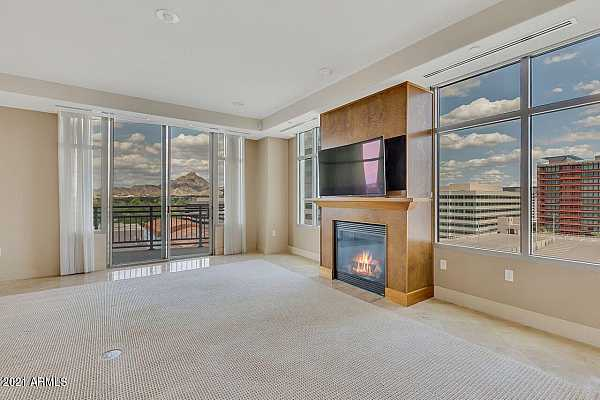 Photo #8 Great Room Fire Place