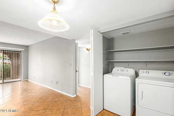 Photo #9 Washer & Dryer Included